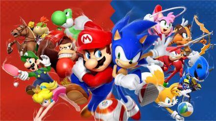 Vid�o : Mario & Sonic aux JO de Rio 2016 - Nouvelle bande-annonce