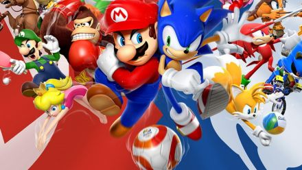Vid�o : Mario & Sonic aux J.O. présente ses épreuves en vidéo
