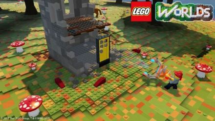 Lego Worlds : Trailer annonce PS4 et Xbox One
