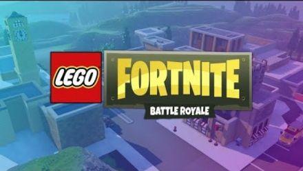 Vid�o : LEGO Fortnite Battle Royale