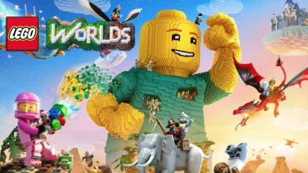 Vidéo : Lego Worlds : Trailer Switch