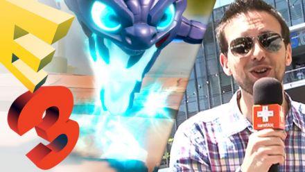 Vid�o : E3 2015 : Skylanders SuperChargers nos impressions en vidéo
