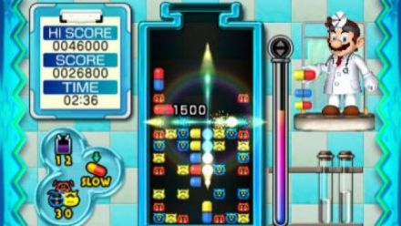 Vid�o : Dr Mario : Miracle Cure (3DS) - Trailer