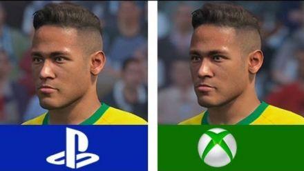 Pro Evolution Soccer 2016 - PS4 vs Xbox One
