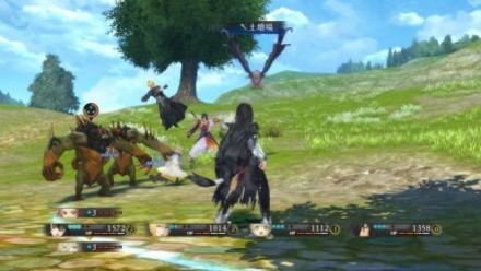Vid�o : Tales of Berseria - PC et PS4 - Berseria Grand Tour Trailer