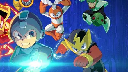 Vid�o : Mega Man Legacy Collection trailer d'annonce