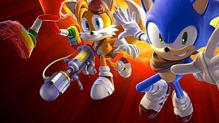 Sonic Boom Le Feu et la Glace Vidéo de lancement