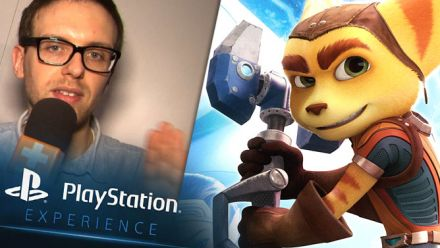 Vid�o : PlayStation Experience 2015 : Impressions Ratchet & Clank