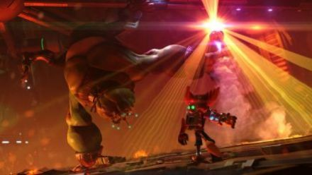 Vid�o : Ratchet & Clank - Séquence de gameplay de 20 minutes