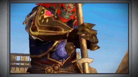Zelda Hyrule Warriors Legends : Ganondorf et son trident