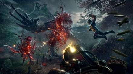 E3 2015 : Shadow Warrior 2 - 15 minutes de gameplay