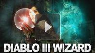 vid�o : Diablo III - Le Sorcier