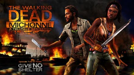Vid�o : The Walking Dead Michonne : trailer de l'Episode 2