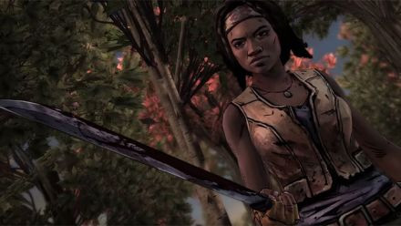 Vid�o : The Walking Dead- Michonne - Episode 1 - Vos Choix
