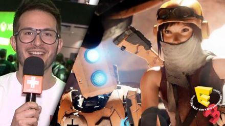 ReCore - Impressions E3 2016
