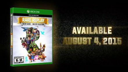 Vid�o : Rare Replay : trailer d'annonce E3