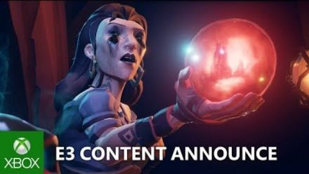 Sea of thieves montre ses extensions en vidéo !