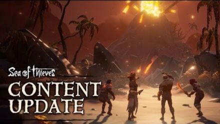 Vidéo : Sea of Thieves : L'extension Forsaken Shores est disponible