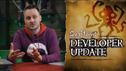 Sea of Thieves - Update des devs (1er mai 2018)