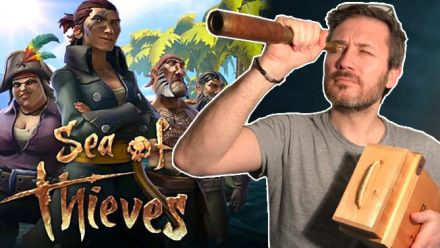 Découverte de Sea of Thieves avec Julo (Replay)