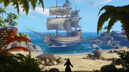 Sea Of Thieves, vidéo de gameplay