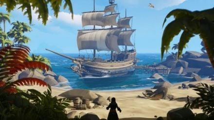 Sea Of Thieves, vidéo de gameplay