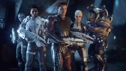 Mass Effect Andromeda : Bande-annonce de lancement