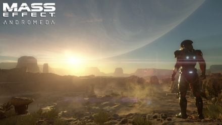 Vid�o : Mass Effect Andromeda : Vidéo de gameplay du CES 2017