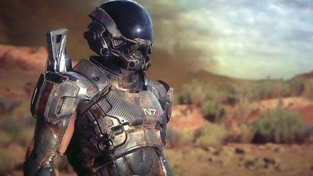 Mass Effect ׃ Andromeda - Trailer Game Awards 2016 en 4K