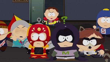 South Park L'Annale du Destin : La Conspiration du Coon