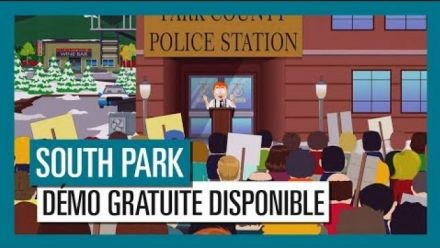 South Park L'Annale du Destin : Demo gratuite