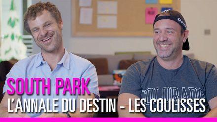 South Park L'Annale du Destin : Parker et Stone parlent de la création du jeu