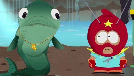 South Park L'Annale du Destin : Le Justicier Péteur