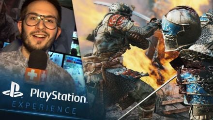 PlayStation Experience : For Honor, nos impressions
