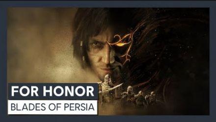 For Honor - Trailer de l'Évènement Blades of Persia