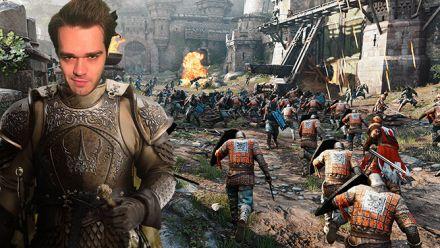 REPLAY. Découvez For Honor sur PS4 avec Camille