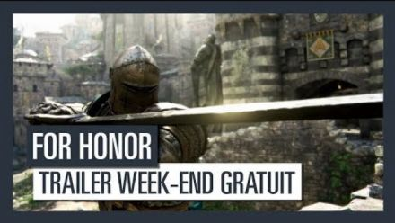 For Honor : Week end gratuit Trailer