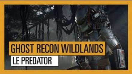 Vid�o : Ghost Recon Wildlands : Le Predator