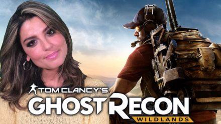 Vid�o : REPLAY. Ghost Recon Widlands (Beta fermée) avc Carole