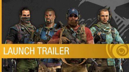 Vid�o : Tom Clancy's Ghost Recon Wildlands Trailer de Lancement