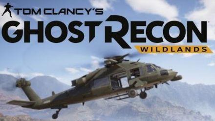 Ghost Recon : Wildlands - Vidéo de gameplay
