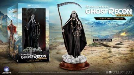 vidéo : Ghost Recon Wildlands Vidéo Figurine Fallen Angel
