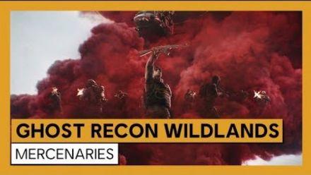 Vid�o : Ghost Recon Wildlands : Trailer du mode Mercenaries