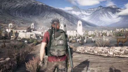 Ghost Recon : Wildlands - Trailer de gameplay