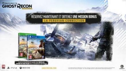 Ghost Recon Wildlands Date Beta ouverte