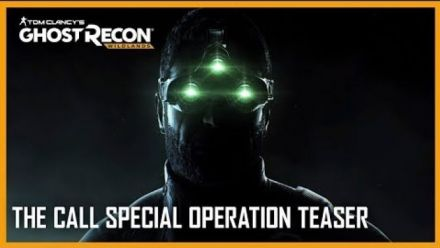 "Vid�o : Ghost Recon Wildlands : Teaser opération spéciale ""The Call"""