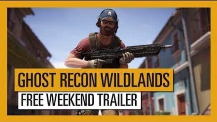 Vid�o : Ghost Recon Wildlands : Week-end gratuit trailer