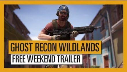 Ghost Recon Wildlands : Week-end gratuit trailer