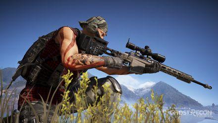 Ghost Recon Wildlands- 4K 60fps - NVIDIA GameWorks
