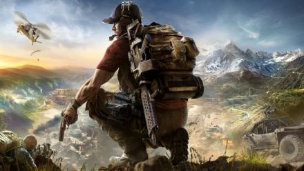 Vid�o : Ghost Recon Wildlands: Xbox One X Gameplay